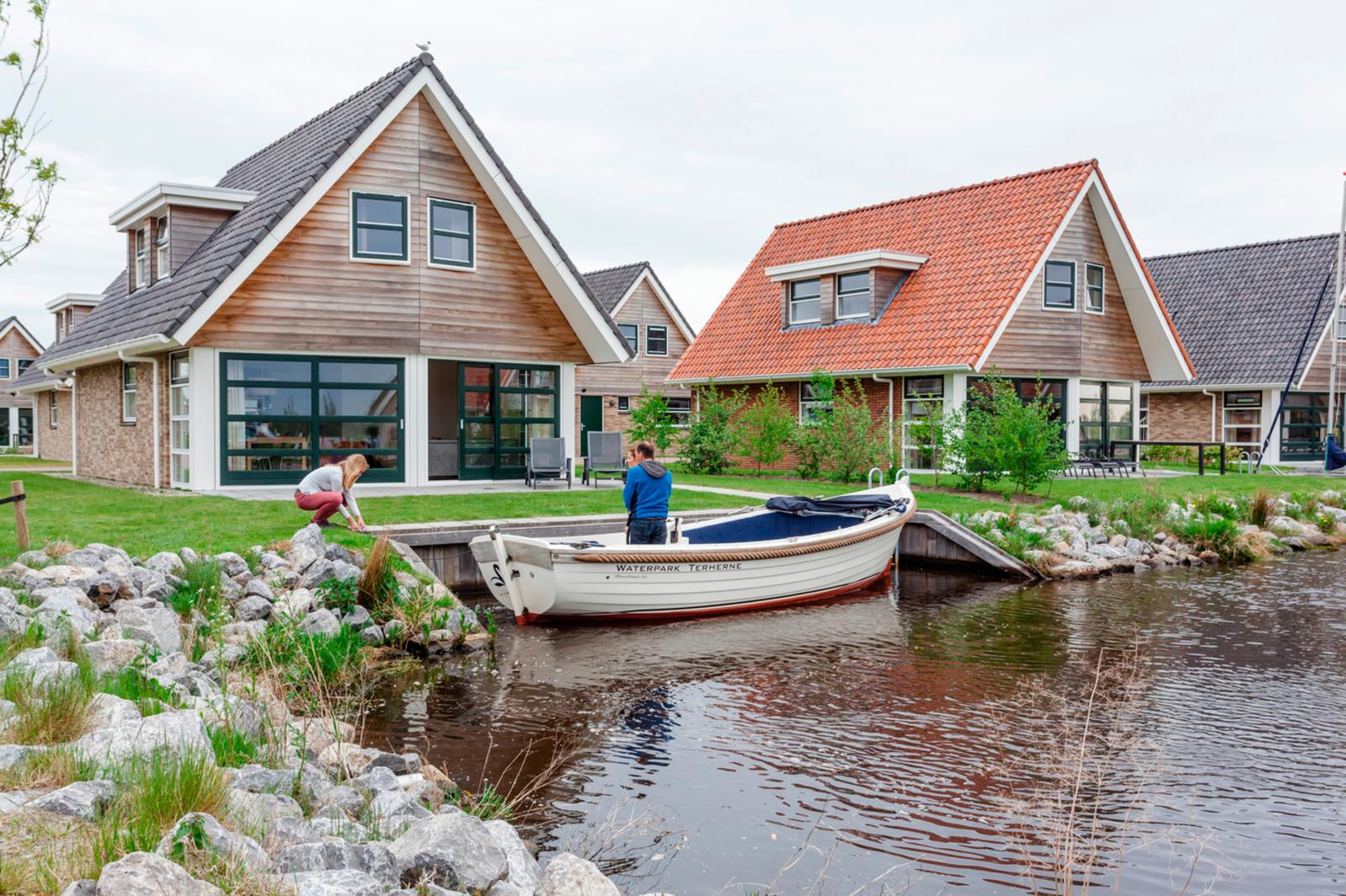 Aanbieding vakantiepark Friese meren 🏕️Landal Waterpark Terherne