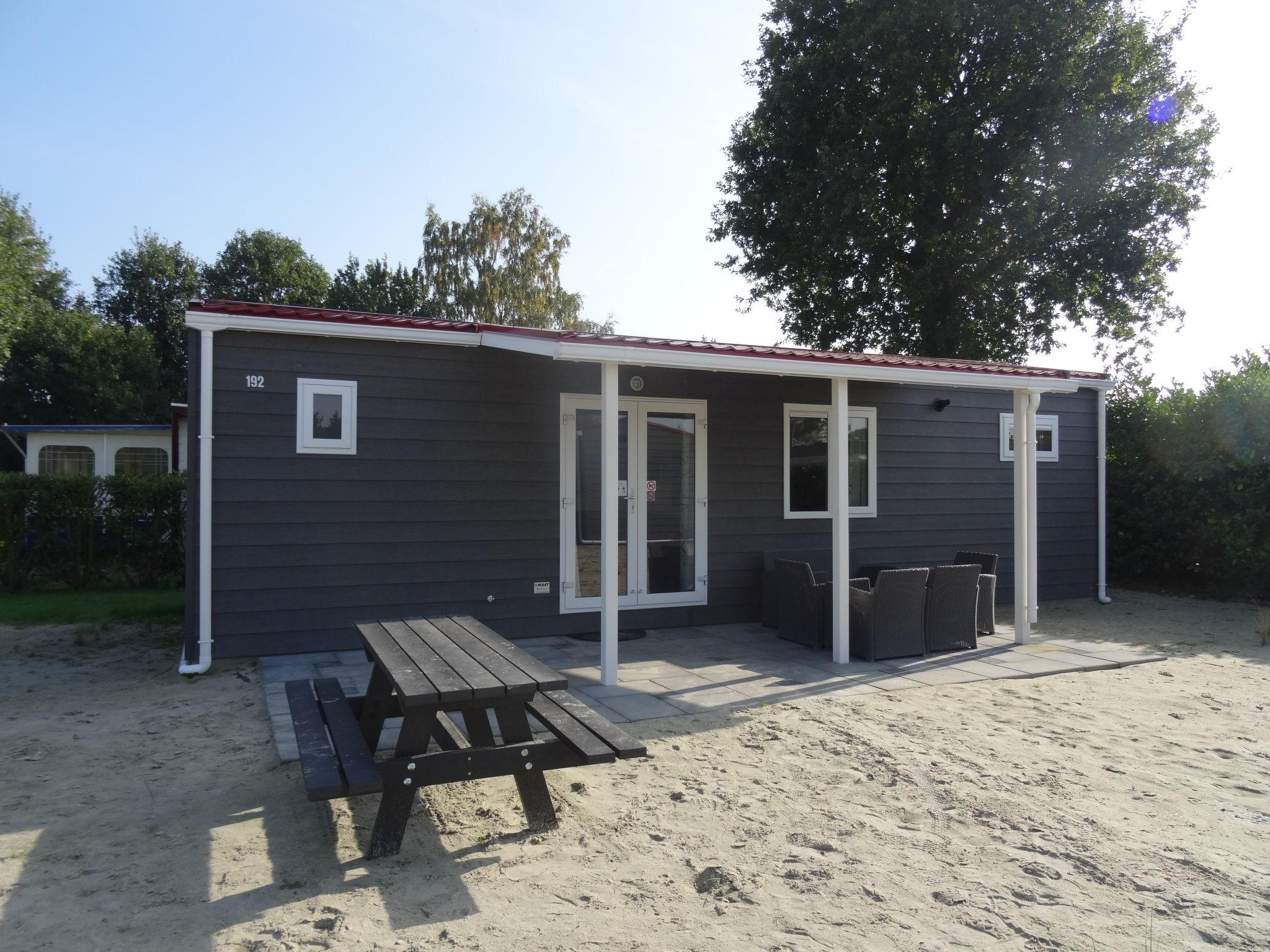 Korting vakantiehuisje Loonse en Drunense Duinen 🏕️Vakantiepark Duinhoeve