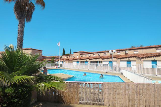Vakantiecomplex Les Jardins de Neptune