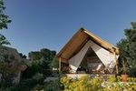 6-persoons tent Glamping