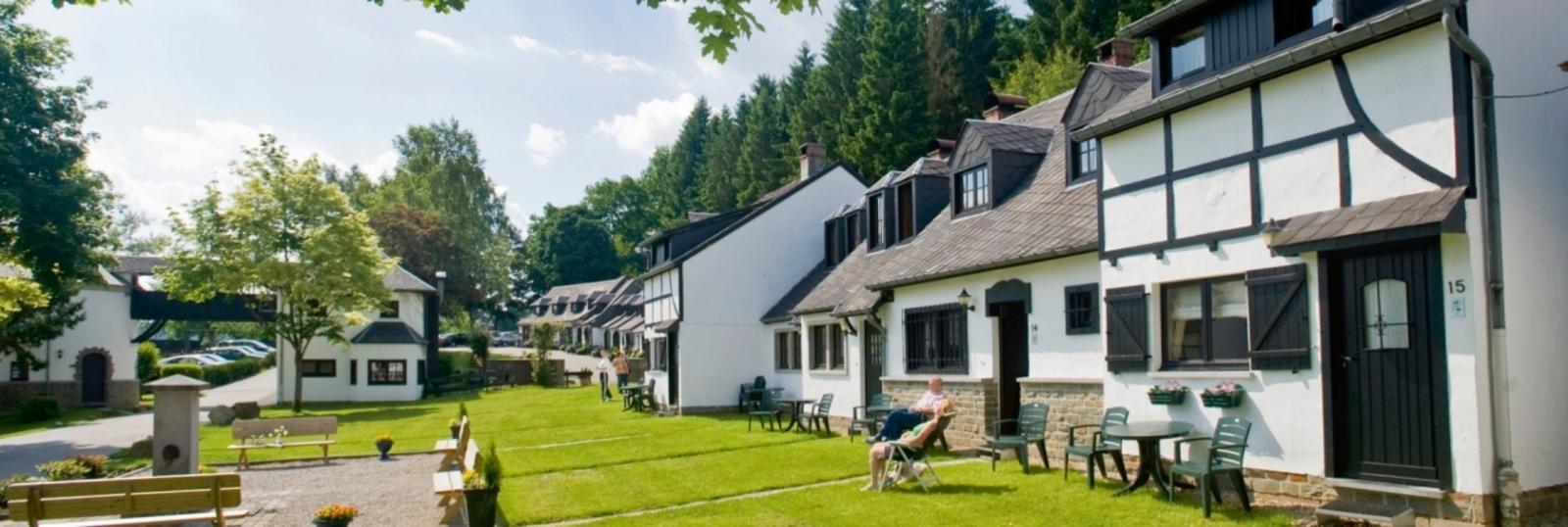 Korting vakantiepark Belgische Ardennen 🏕️Landal Village les Gottales