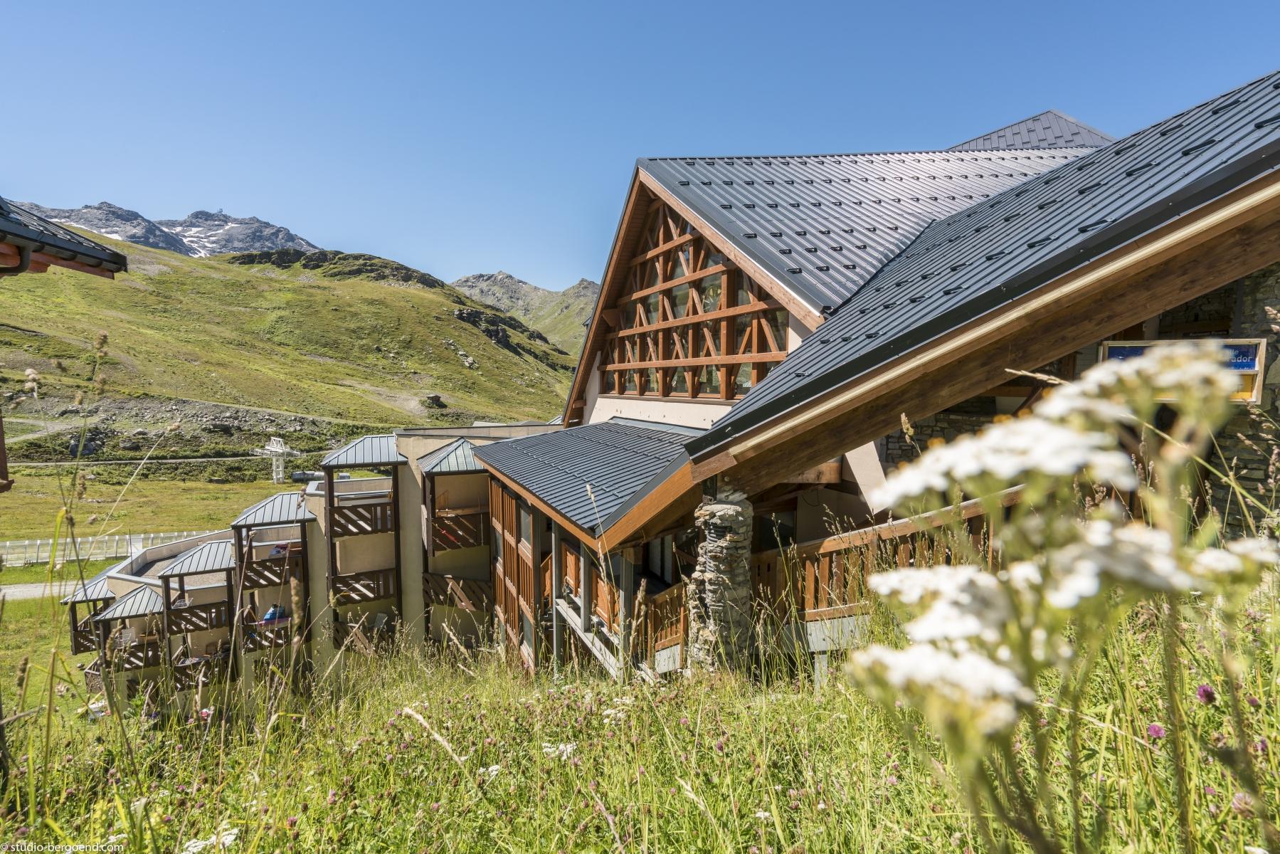 Korting vakantiepark Franse Alpen 🏕️Pierre & Vacances Résidence Les Temples du Soleil