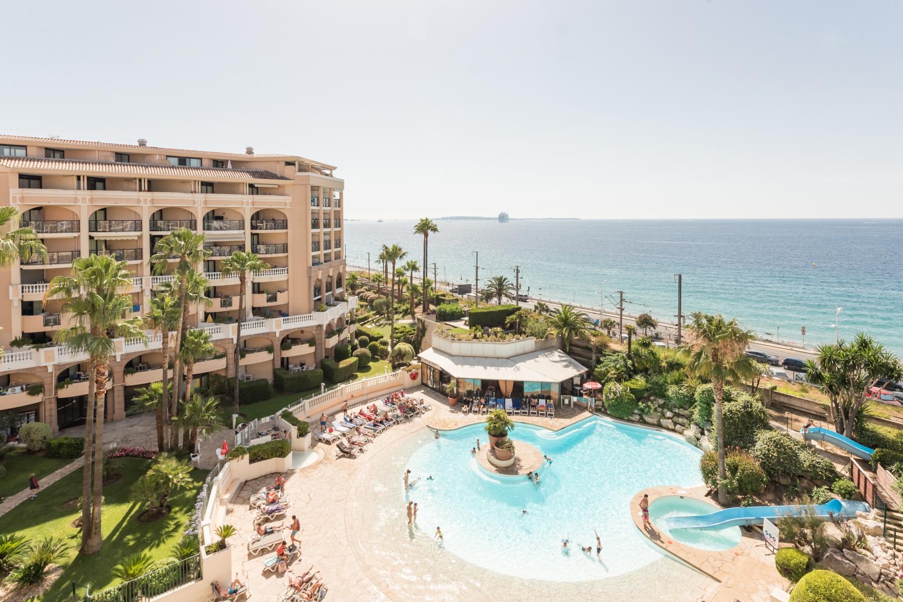 Korting vakantiepark Middellandse Zee 🏕️Pierre & Vacances Résidence Cannes Verrerie