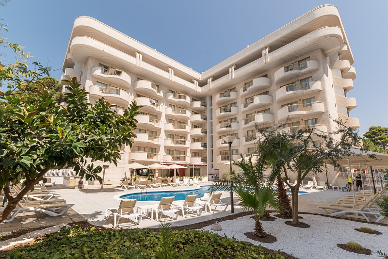 Aanbieding vakantiehuisje Costa Dorada 🏕️Pierre & Vacances Hotel Salou Beach