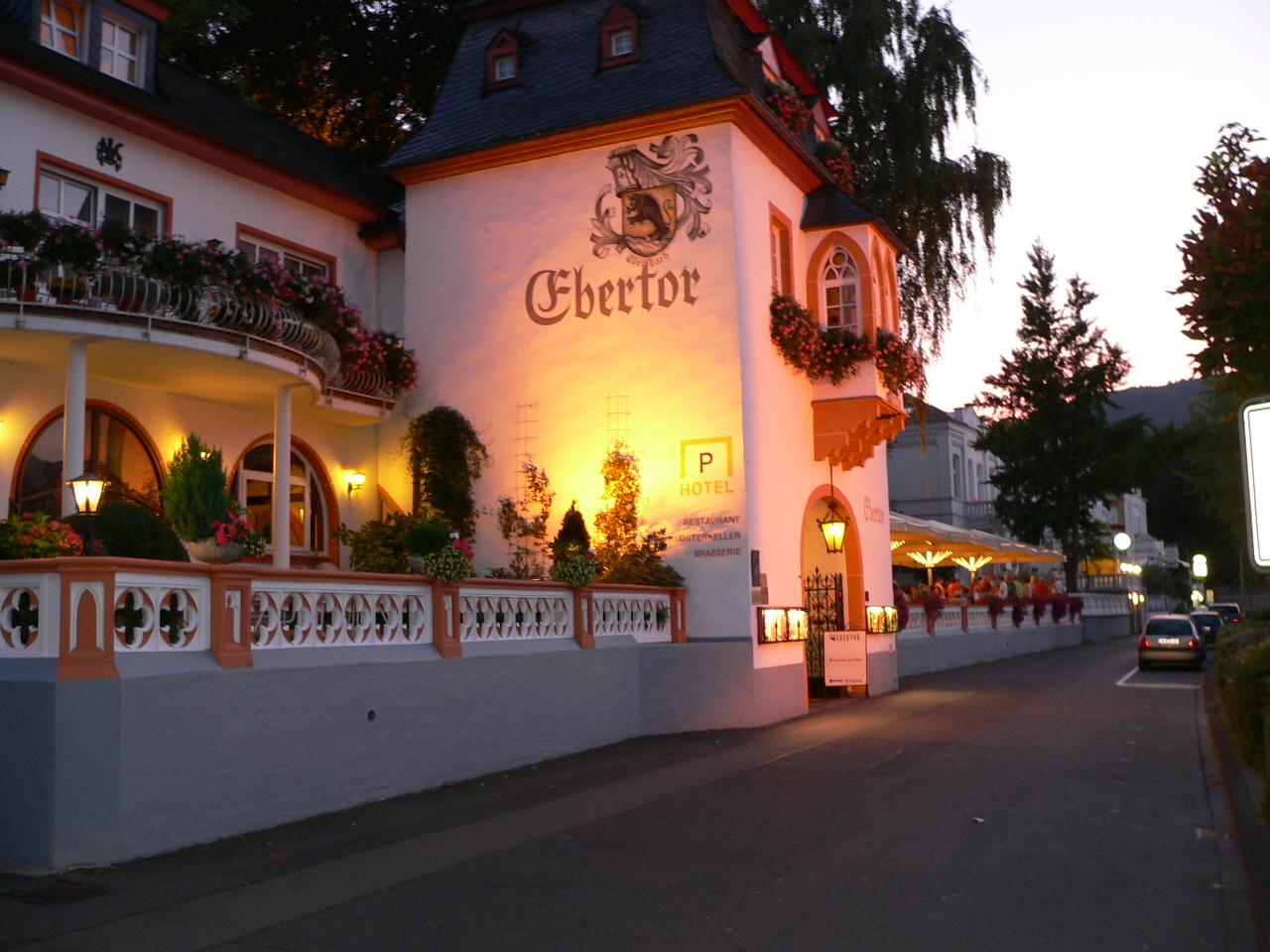 Hotel Ebertor