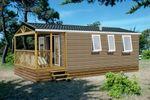 4-person mobile home/caravan Borken Deluxe