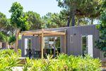 4-person mobile home/caravan Cottage VIP