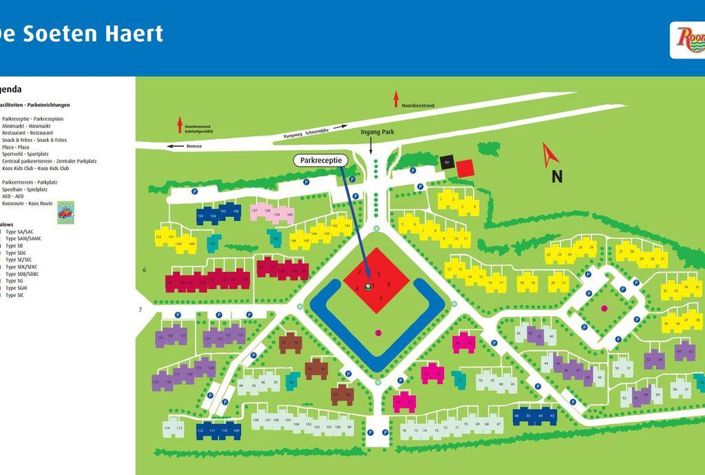 Roompot Recreatiepark De Soeten Haert
