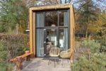 2-persoons stacaravan/chalet Tiny House