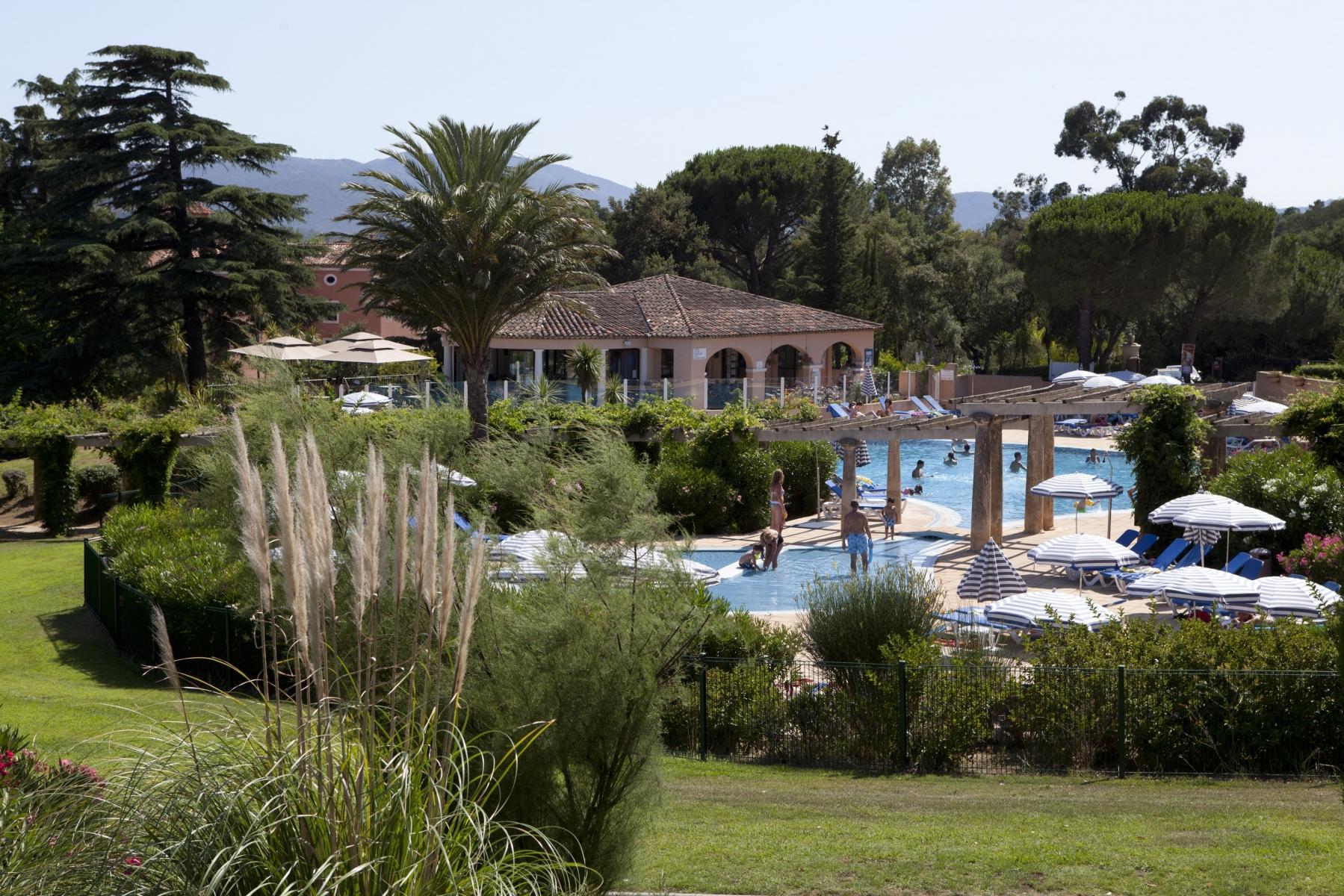 Top bungalow Kust Frankrijk 🏕️Pierre & Vacances Résidence Les Parcs de Grimaud