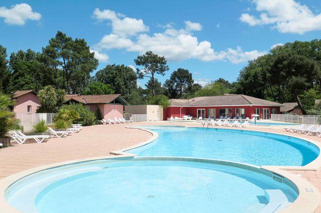 Vakantiecomplex Les Rives