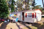4-person mobile home/caravan Heelderven